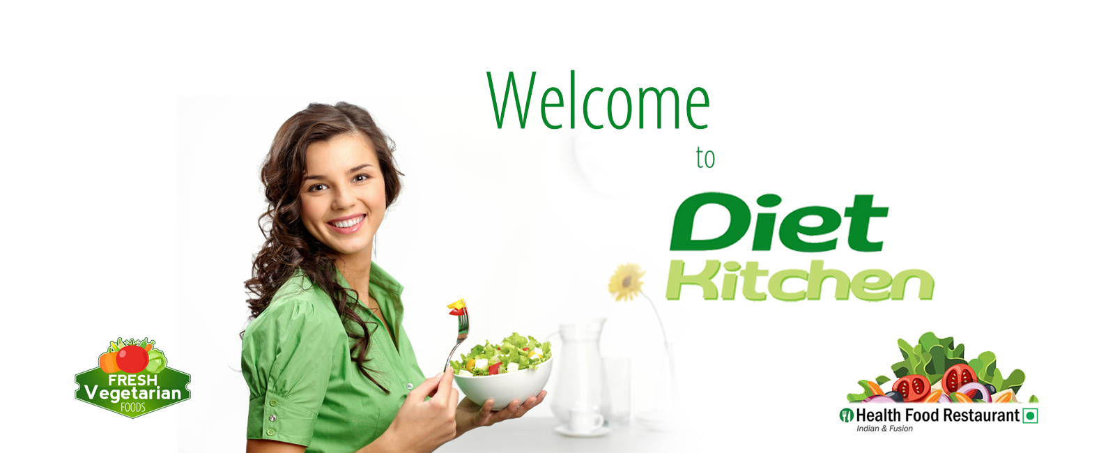 Welcome to Diet Kitchen